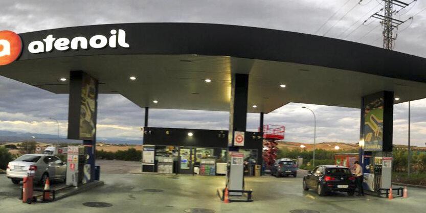 rotulacion gasolineras valencia
