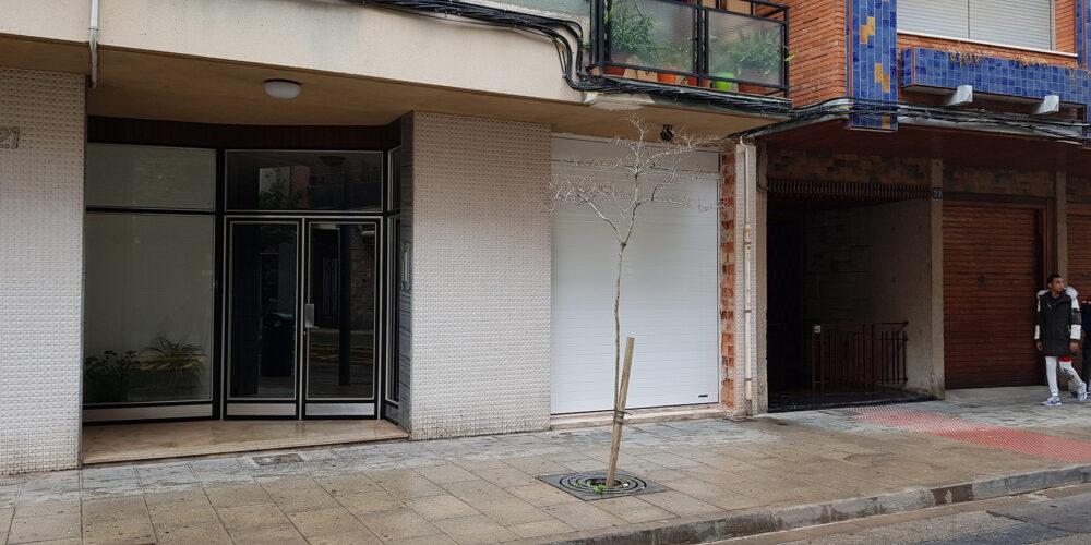 instalacion rotulos y vinilos fachadas