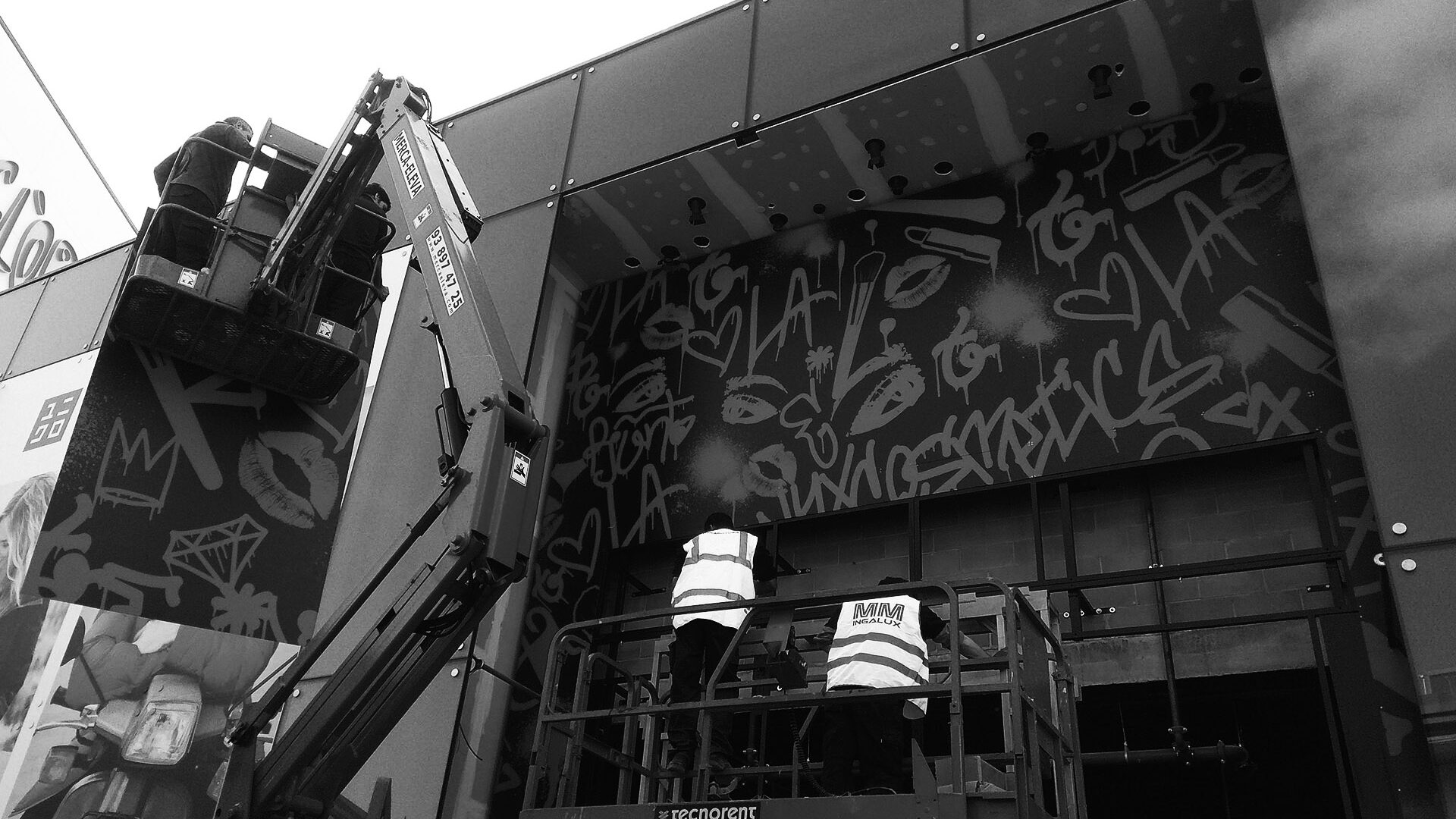 Rotulación tiendas Barcelona